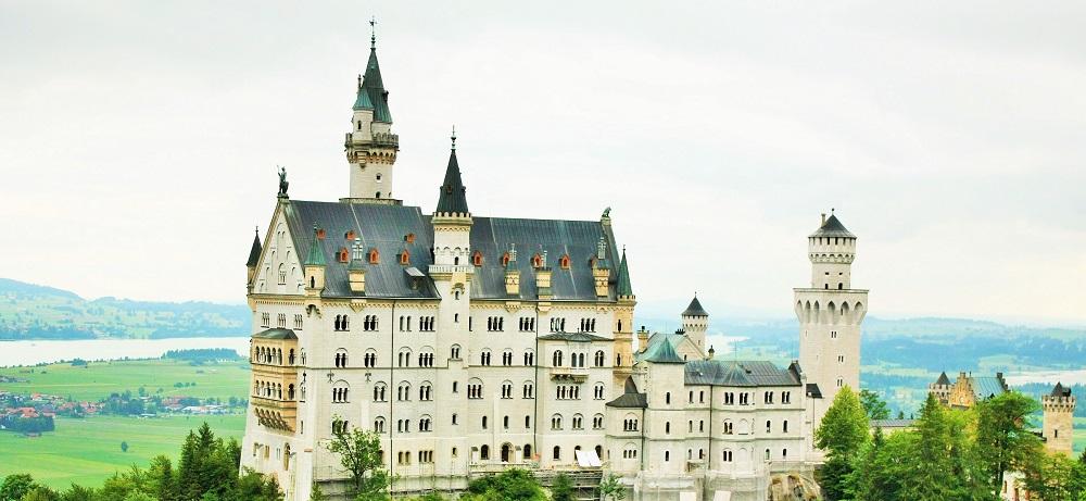 Visiter Munich en 3 jours - Neuschwanstein © Vivre à Munich