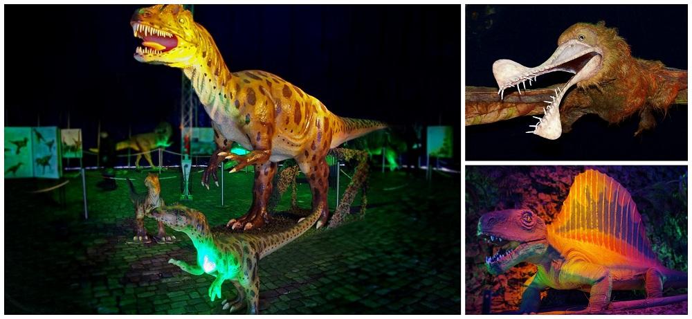 Dinosaures à Munich © Dinosaurier im Reich der Urzeit
