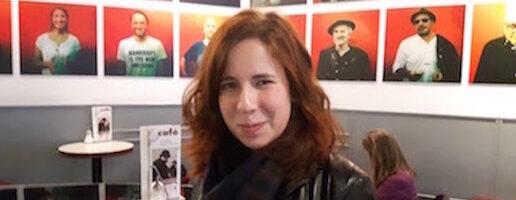 Portrait de Marie France étudiante à LMU