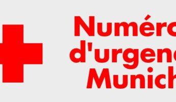 Numero d'urgence Munich