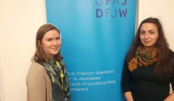 Anne Bachmann et Émeline Ogereau - Pour le séminaire de l'OFAJ