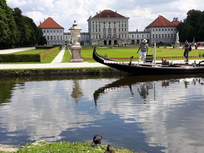 Château de Nymphenburg © Agnès Tondre