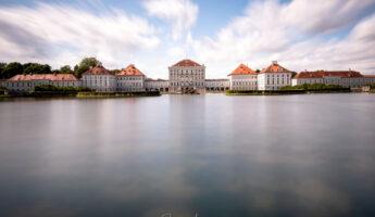 Château de Nymphenburg à Munich © Sonia Aumiller