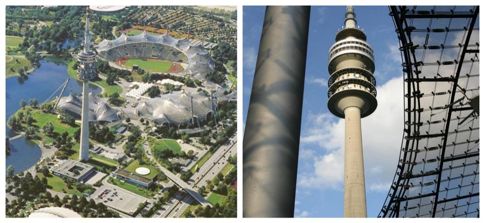 Olympiapark © Hans Schmied; © J.Wildgruber