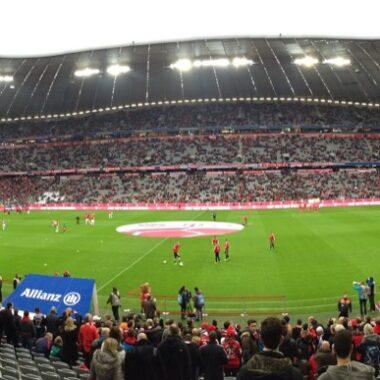 Stade Allianz Arena Munich