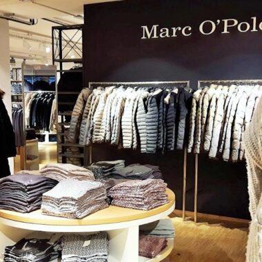L'intérieur de l'outlet Marco Polo