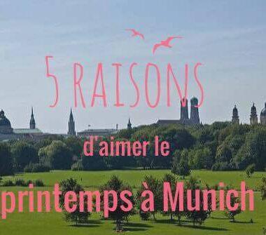 Printemps à Munich