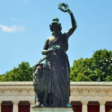 Bavaria Statue Munich