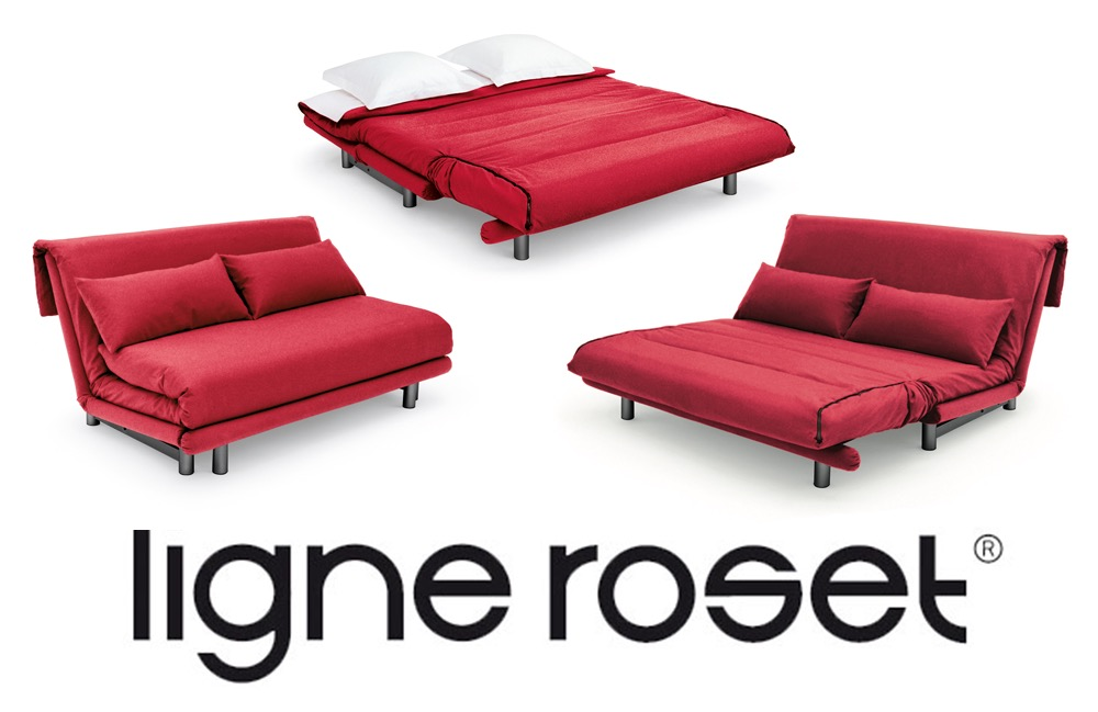 canap convertible de style le multy de ligne roset. Black Bedroom Furniture Sets. Home Design Ideas