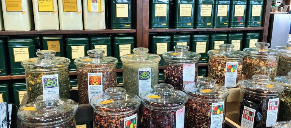 Tee Teetruhe Munich
