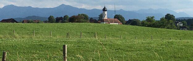 Balade Iffeldorf – Osterseem Bavière