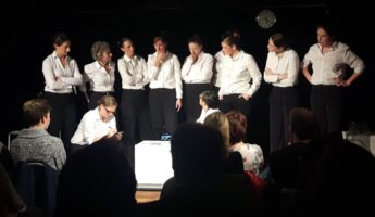 Theatre Onze femmes en colère