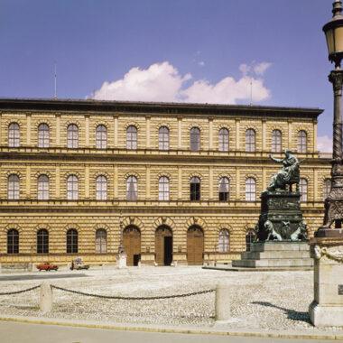 Residenz Chateau à Munich