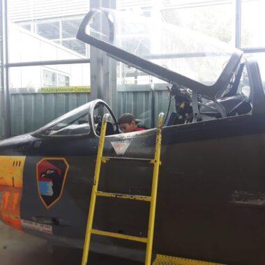 Le Musée de l'Aviation - Flugwerft Schleissheim Munich