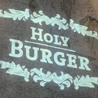 Holy Burger Bio Munich