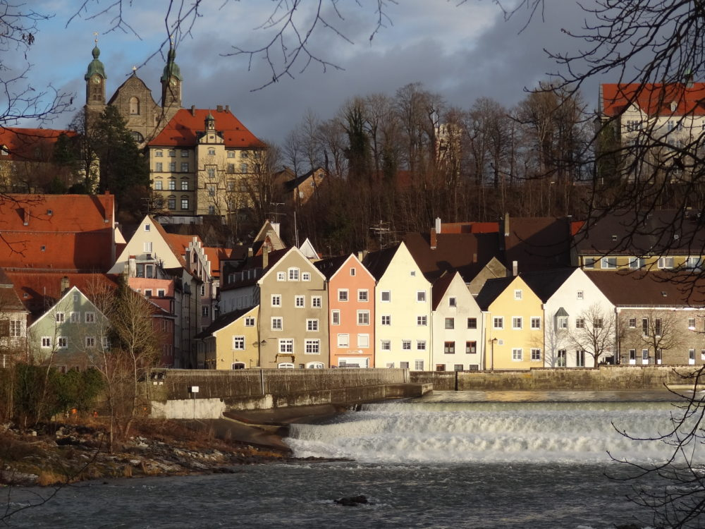 Landsberg am lech le charme de l 39 ancien vivre munich - Office de tourisme munich ...