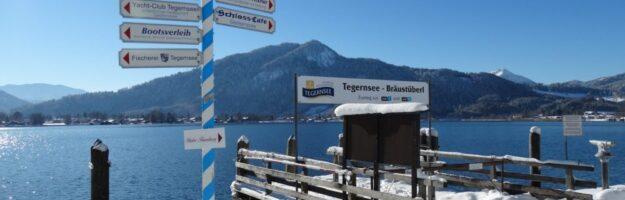 Embarcadère de Tegernsee