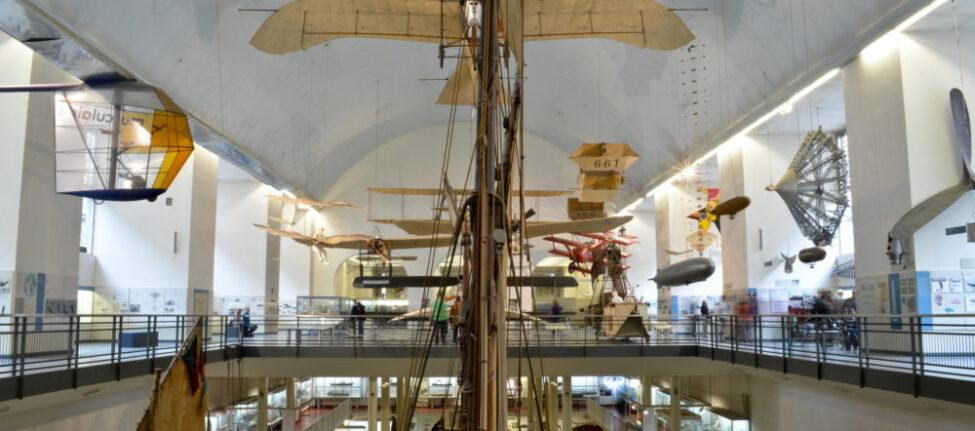 Le Deutsches Museum