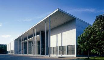 Vue Extérieur de La Pinakothek der Moderne