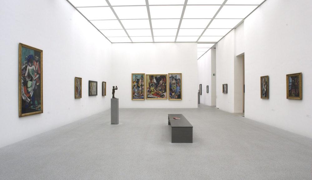 la pinakothek der moderne condense l 39 art du xx me si cle vivre munich. Black Bedroom Furniture Sets. Home Design Ideas