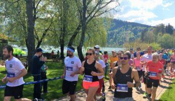 marathon à Munich Sixtuslauf de Schliersee
