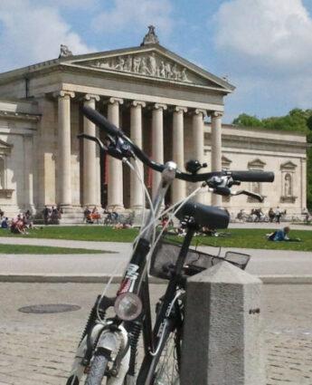 Munich-vélo-Glypothèque