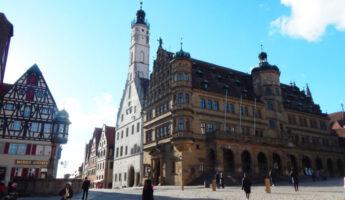 Rothenburg ob der Tauber Platz