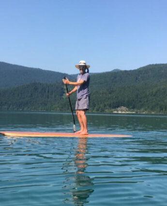 Paddle Bavière