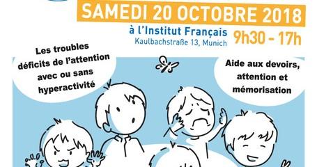 Affiche DYS à L'institut Français à Munich