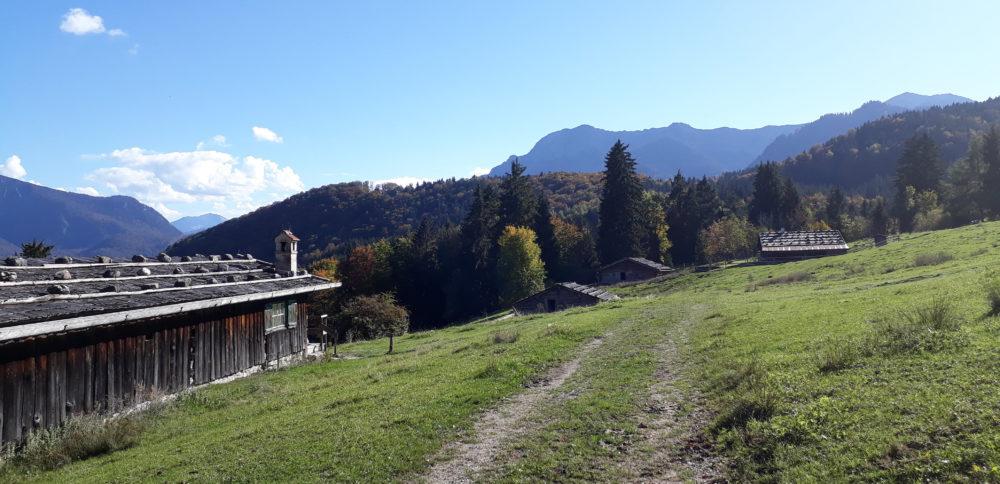 Glentleiten, village d'alpage par A.Tondre