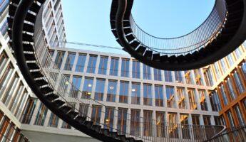 Les escalier sans fin à Munich Die Umschreibung - d'Olafur Eliasson