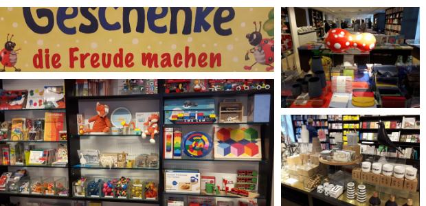 Cadeaux de la boutique de la Lenbachhaus