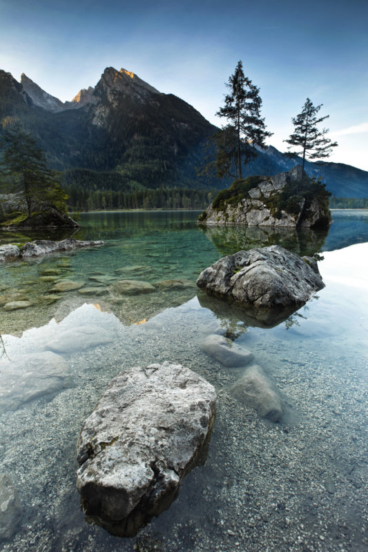 Hintersee en Bavière © Sonia Aumiller