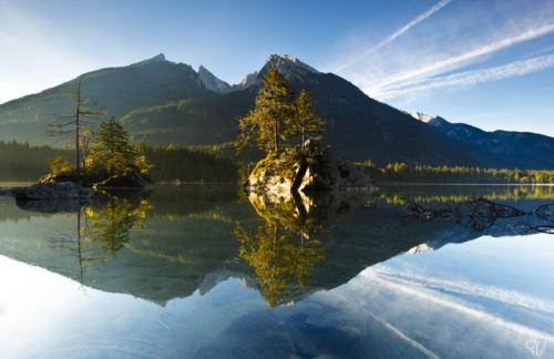 Lac bavarois © Sonia Aumiller