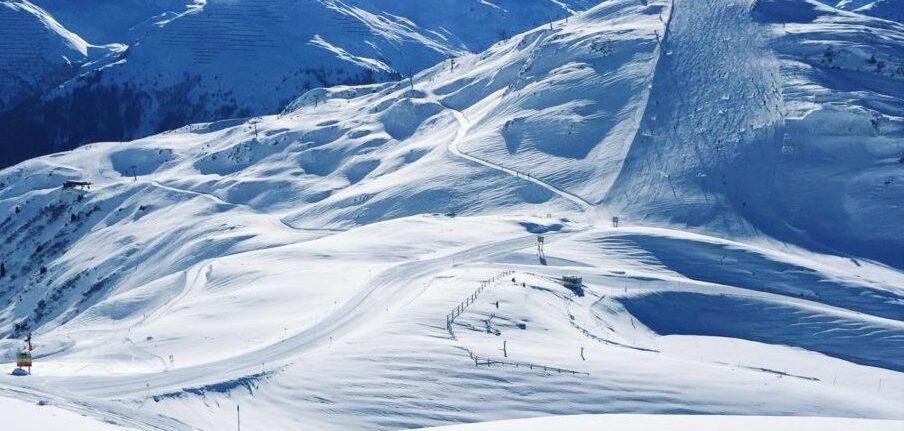 Station de ski Bavière