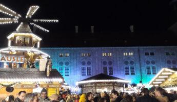 Marché de Noel residenz Munich