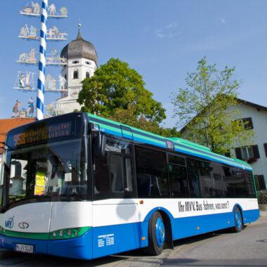 Bus MVV Munich