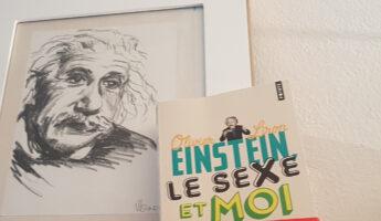 Mur Einstein, le sexe et moi
