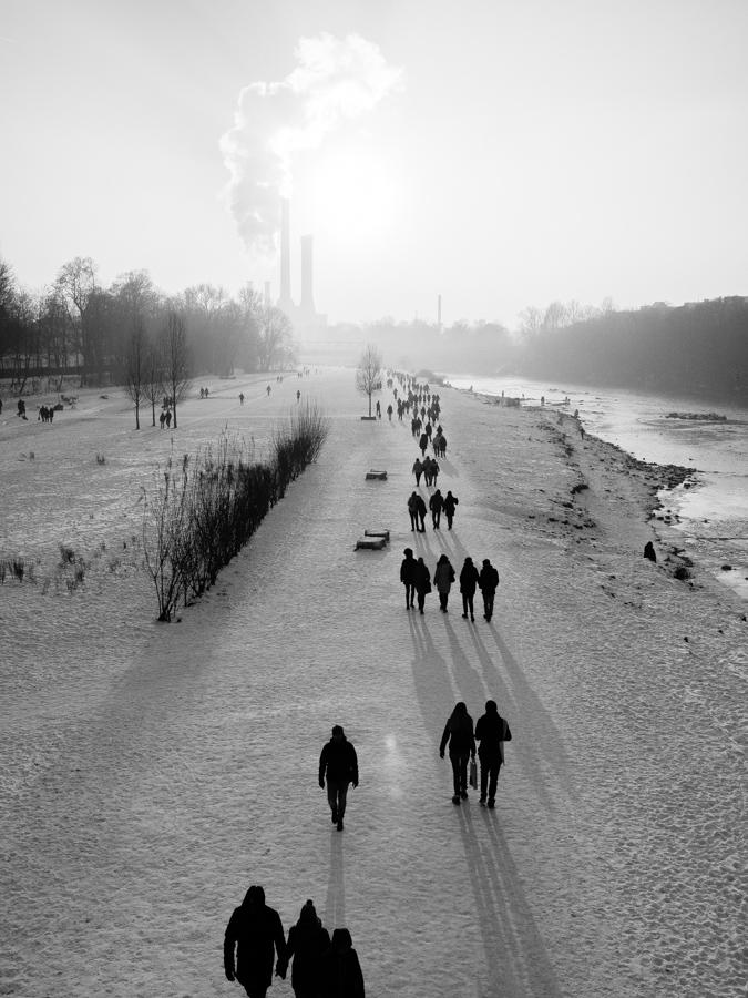 munich sous la neige © celine theret