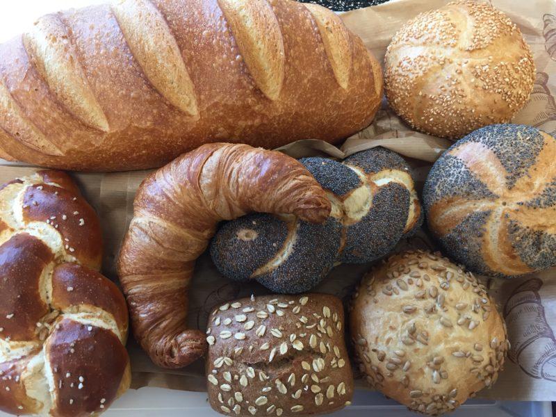 Panier 4 Euros chez Chaplins Bakery Too Good To Go