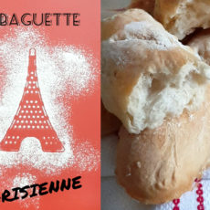 La baguette parisienne © Caroline Martin