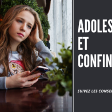 adolescents et confinement