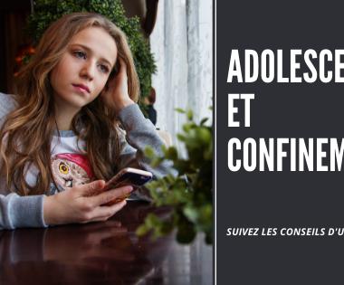 adolescents et confinement