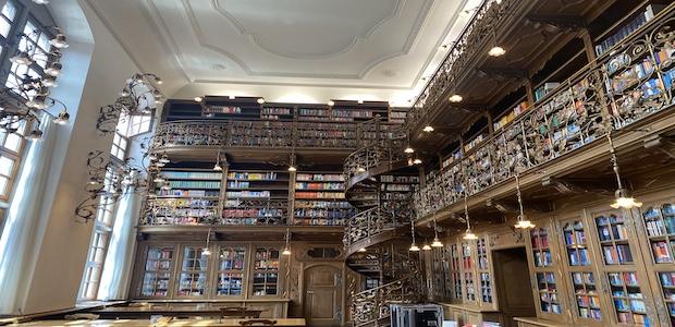 Bibliothèque juridique de Munich
