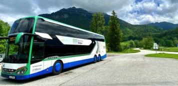 Münchner Bergbus, Ettal-Ammergau, by Annette Göttliche
